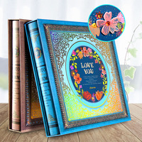 Large Size Couple Ablum Family Photo Album Page Type Photo Album 5 Inch 3R Baby Children Growing Photos Collect Book 600 Pockets