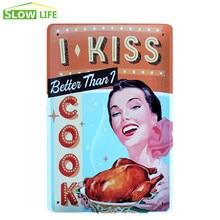 I Kiss Cook Shop Met