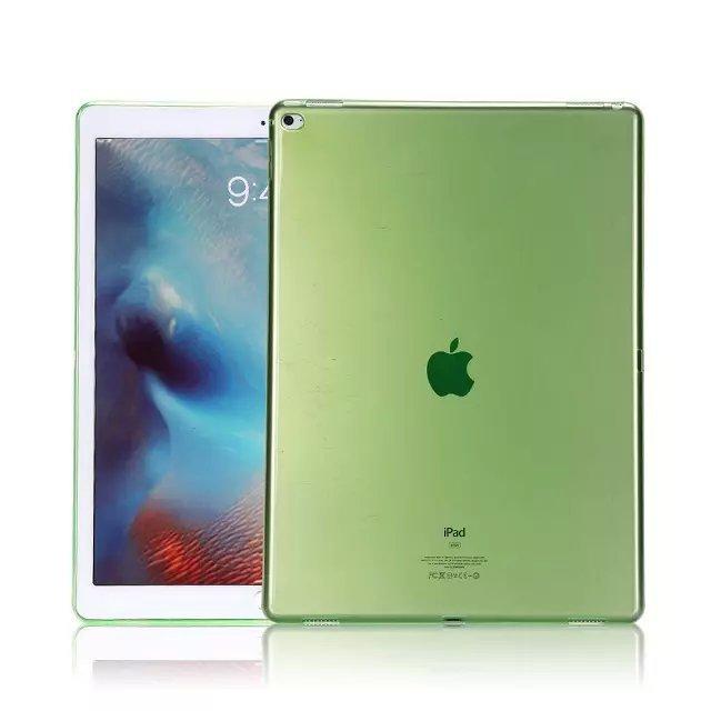 Tablet alma Ipad Air 2 Case İncə Kristal TPU Silikon qoruyucu arxa - Planşet aksesuarları - Fotoqrafiya 5