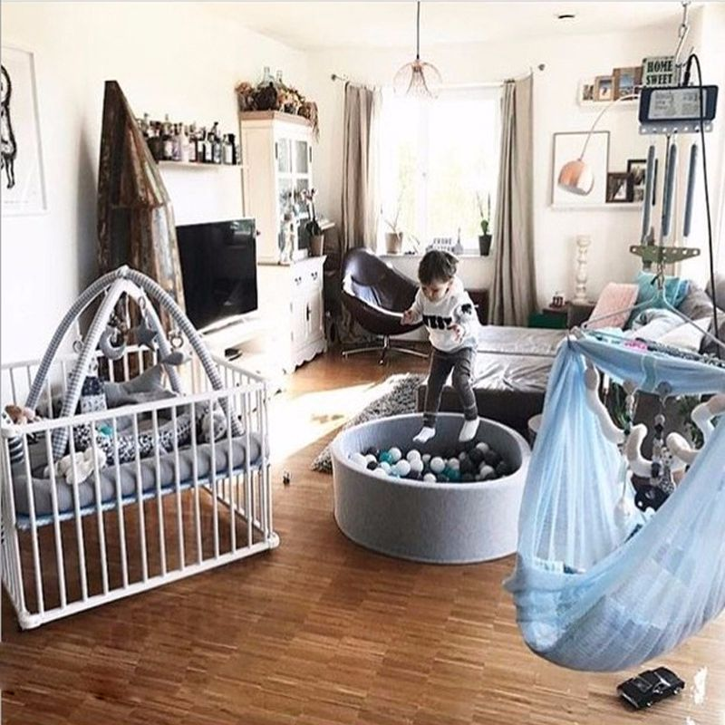 kindertehuis oceaan balspel zwembad kinderen speelgoed baby - Beddegoed - Foto 5