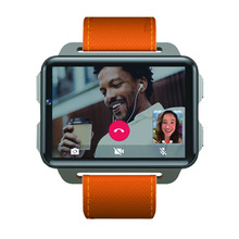 Купить с кэшбэком RUIJIE DM99 Smart Watch MTK6580 Android 5.1 Smartwatch 2.2inch Screen 1200 Mah Battery 1GB + 16GB Wifi 3G WCDMA