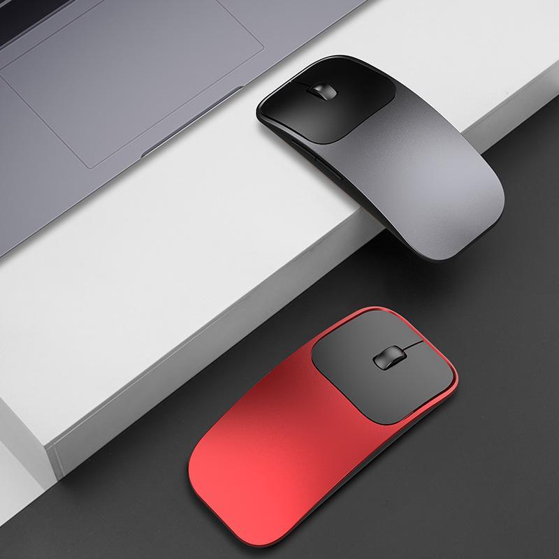 AI Intelligence artificielle traduction souris Rechargeable sans fil souris Ultra mince Mini souris optique pour ordinateur portable