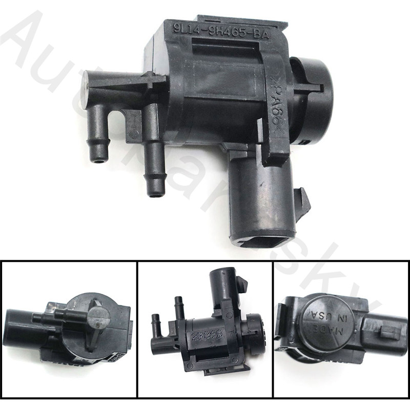 [ USA to USA ] Vacuum Solenoid Valve 9L14 9H465 BA 9L149H465BA 911 156 E8AE9H465BA For Ford F 150 Expedition Lincoln Navigator|Valves & Parts| |  - title=