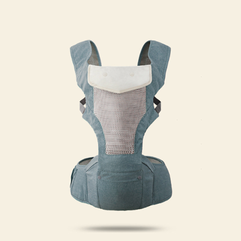 Multifunctional Baby Carrier With Hip Seat Soft Infants Waist Stool Strap 28*18*23CM