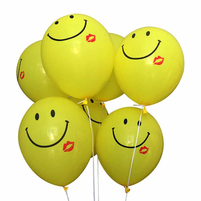 10 pçs 12 polegada impresso flor dos desenhos animados animais balões látex hélio inflável chuveiro do bebê bolas de ar decoração do casamento balões de aniversário