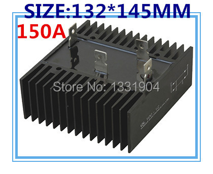 free shipping  New single Phase Diode Bridge Rectifier QL150A 1000V modules hot selling factory direct brand new mds200a1600v mds200 16 three phase bridge rectifier modules
