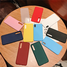 For iphone XS Max Case high quality Soft TPU Protection Back Cover for XR X coque funda case iphoneX 8 7 6 6s Plus