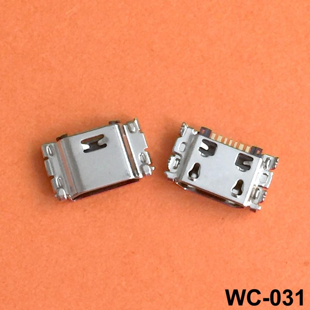 10pcs AAA For Samsung Galaxy A6 A600 2018/A6 Plus A605 /A810 USB Charging Port Connector Plug Jack Socket Dock