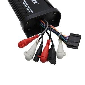Image 5 - 500W 4 Kanäle Wasserdichte Marine Bluetooth Motorrad Verstärker Auto Stereo Audio Mit Controller Für Boot ATV UTV Golf Warenkorb