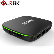 JRGK R69 Android 6.0 Set-top Boxes DDRIII 1GB+8GB Allwinner H2 Quad-Core 1.5GHz Smart TV Box Android Box TV Receiver