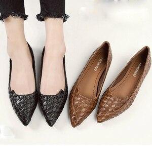 women flats loafers women shoe