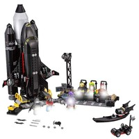 07098 DC Super Heroes Batman Movie The Bat Space Shuttle Building Bricks Blocks Toys Compatible with Legoings Batman 70923