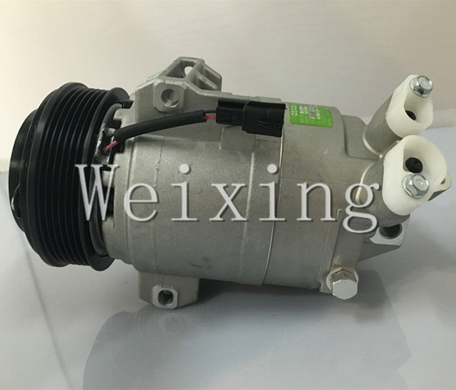 auto air conditioner compressor pump DKS17D for Nissan Altima 2.0 Teana 2.0 parts 92600ZT00B 92600-ZP80B 92600ZT00B 92600-ZP80B