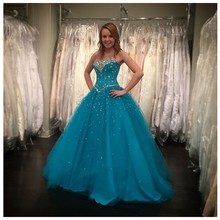 XGGandXRR 2018 Ball Gown Quinceanera Dresses Dress For 15