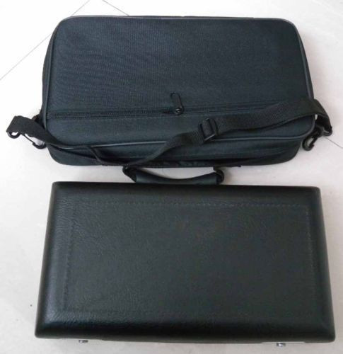 Professional Portable Durable NEW Oboe Case bag Hand MADE Nice Work waterproof leather instrument package