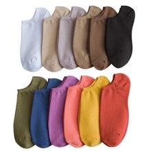20pcs=10 Pairs/lot  Women Socks Breathable Sports socks Solid Color Boat socks Comfortable Cotton Ankle Socks цены