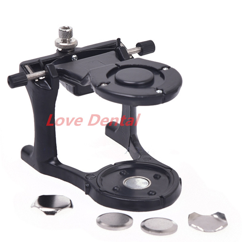 New 1 Pieces Dental Laboratory Equipment Adjustable Denture Magnetic Articulator Small High Quality good quality dental laboratory equipment
