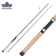 Handing Viper Excessive Carbon M energy spinning rod baitcasting fishing Rod Carp fishing lure Rod cork deal with Rod Fishing pole