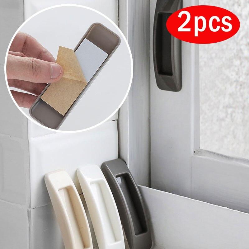 Дверная ручка мебель для офиса 2 шт. витрина шкафа окно холодильник ящик шкаф