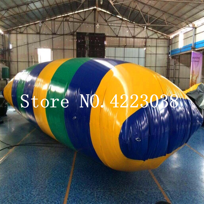 Free Shipping 5m*2m Inflatable Blob Jumping Water Air Bag Water Catapult Blob Inflatable Water Jumping Pillow For SaleFree Shipping 5m*2m Inflatable Blob Jumping Water Air Bag Water Catapult Blob Inflatable Water Jumping Pillow For Sale