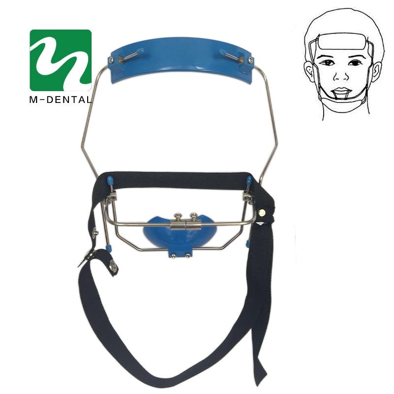 1 Set Dental Orthodontic Forward pull Headgear Traction Equipment Device Instrument for Teeth