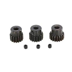 Image 4 - Surpashopper pignon de moteur en métal 32DP, engrenage de moteur, 5mm 13T 14T 15T/16T 17T 18T/19T 20T 21T, pour Buggy, camion monstre 1/10 1/8 RC