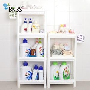 Image 4 - BNBS Bad Organizer Regal Über Wc Halter Regale Für Küche Liefert Speicher Rack Mit Lagerung Korb Zubehör