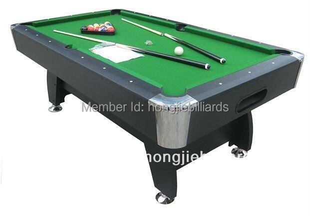 Economic FT MDF Pool TableCheap Billiard Tablein Snooker - Billiards table cost
