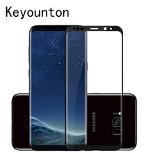 S9 Screen Protector 9H 3D Full Curved Tempered Glass for Samsung Galaxy S9 Plus Screen Film Protector for Samsung S9 Transparent цена