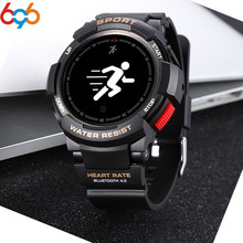 Smart Watch Phone GPS For Men IP68 Sleep Monitor Remote Camera Wearable Devices