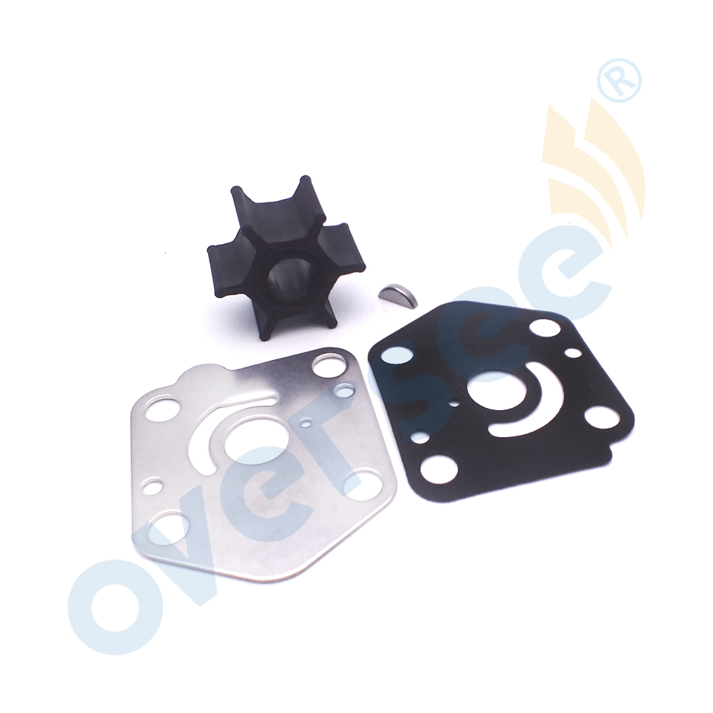 Impeller-Service-Kit Suzuki Outboard Water-Pump DT9.9/DT15 New for 17400-93951