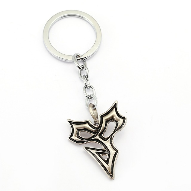 Final Fantasy Squall Keychain