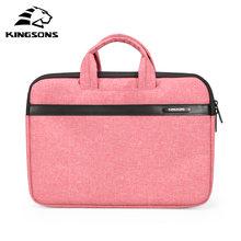 Сумка тоут kingsons для мужчин и женщин сумка ноутбука apple