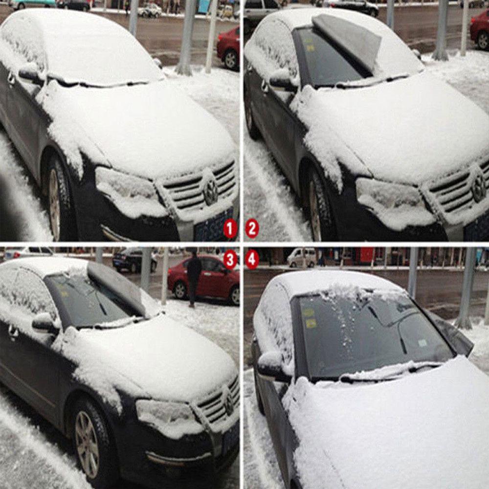 Vehemo снег зима лобовое стекло Солнцезащитный козырек Грузовик Авто Солнцезащитный козырек Автозапчасти автомобильный солнцезащитный козырек для защиты от солнца