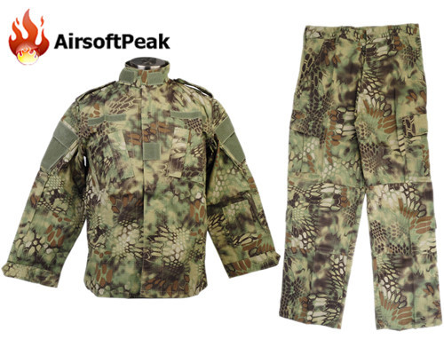 ФОТО Men Military BDU Tactical Uniform Set Combat Wargame Paintball Field Jackets Coat Cargo Pant Hunting Airsoft Ghillie Suit