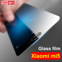 xiaomi mi5 tempered glass MOFi xiaomi mi5 original phone tempered glass 5.15 inch dual 4G 32G mi 5 screen protector 5.15 Lib все цены