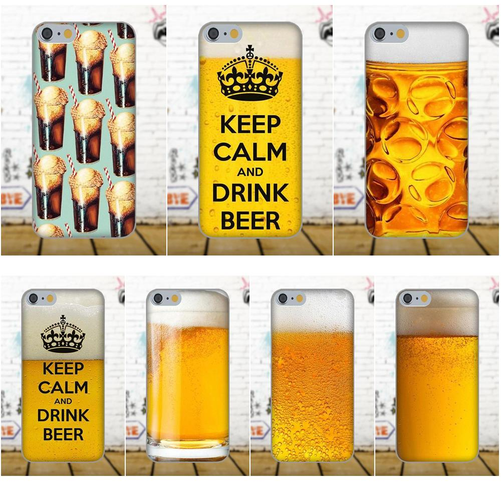 US $1 99 |Diwqxr Keep Calm And Drink Beer Soft TPU Top Selling For Huawei  G8 Honor 5C 5X 6 6X 7 8 9 Y5II Mate 9 P8 P9 P10 Lite Plus 2017-in