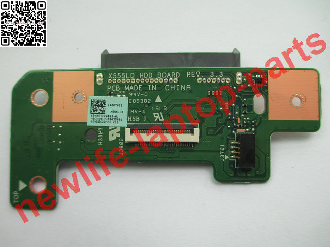 original laptop X555L X555LD HDD hard drive BOARD X555LD HDD BOARD test good free shipping