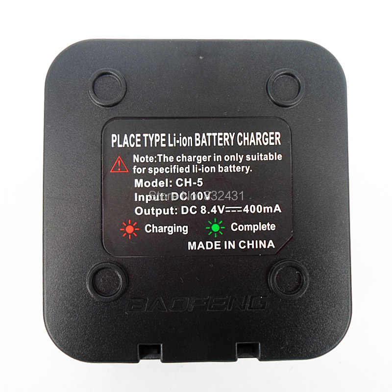 Baofeng UV-5R 100-240 в EU/US Зарядное устройство для Baofeng UV-5R DM-5R плюс УФ 5R UV5R иди и болтай Walkie Talkie Ham двухстороннее радио