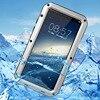 Premium Luxury Doom Armor Dirt Shock Waterproof Metal Aluminum Case For IPhone 7 8 6 6s
