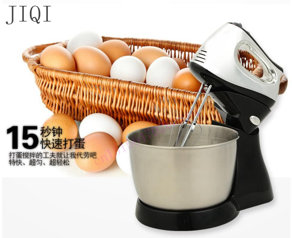 electric  mixer dough  eggs mixer kitchen home desktop electric egg beater baked cream cake stainless steel manual push self turning stirrer egg beater whisk mixer kitchen wholesale price