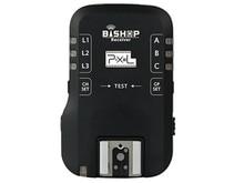 Pixel Bishop Wireless Grouping Flash Trigger ( receiver only )hot shoe flashgun/shutter remote control for Nikon DSLR