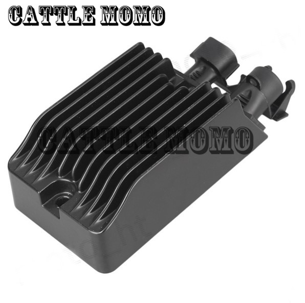 Motorcycle Accessories Rectifier Aluminum Voltage Regulator Rectifier Charger For Harley Sportster XL 883 XL1200 2014 2015 2016 voltage regulator rectifier for polaris rzr xp 900 le efi 4013904 atv utv motorcycle styling