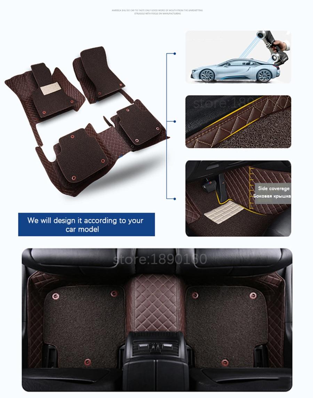 auto foot mats (6)