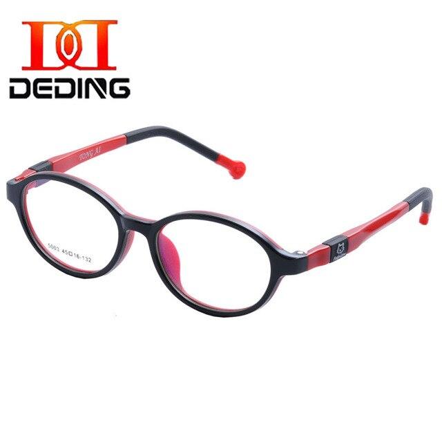 De Ding Kinder Eyewear CLEAR LENS Sport Goggle Brille schwarz weiß Rahmen VSmguGRtF