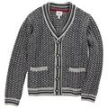 Frete Grátis Novo 2015 big boy roupas de inverno Da Marca casaco pullover meninos sweaters crianças camisola meninos roupas WJ193