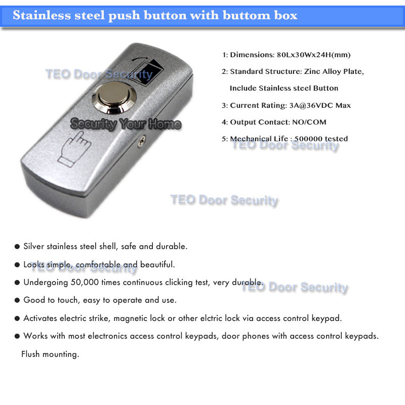 Stainless-steel-push-button-with-buttom-box