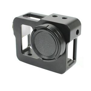 Image 5 - التصنيع باستخدام الحاسب الآلي الغلاف الواقي حامي شل مع غطاء العدسة و UV 37 مللي متر عدسة ل Gopro 2 /3 / 3 + / 4 ل EKEN الرياضة كاميرا