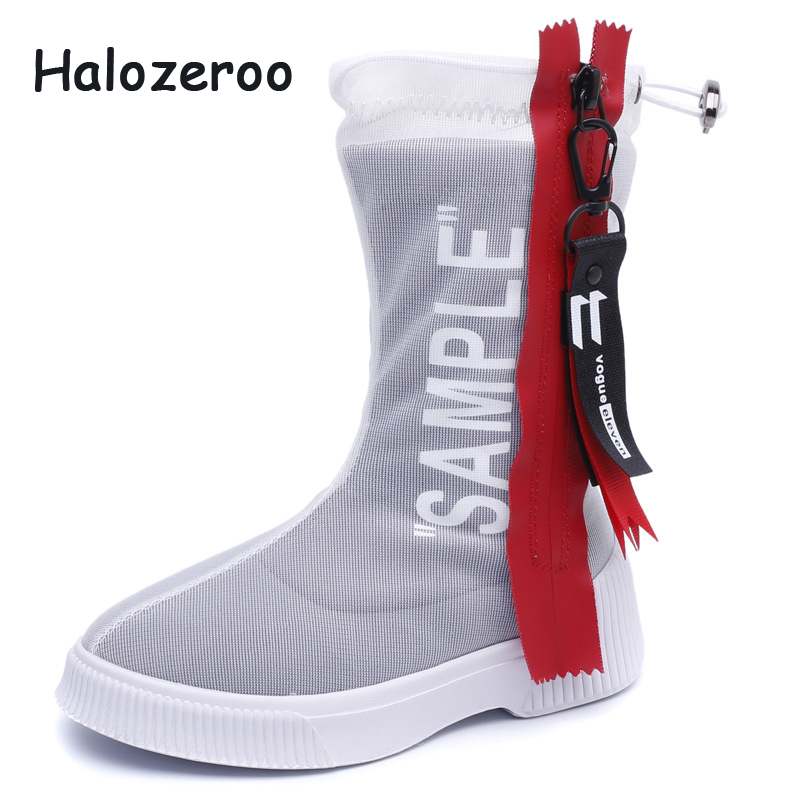 Halozeroo Winter Baby Girl Mid Calf Boots Kid Brand White Boots Children Warm Shoes Boy All-Match Fashion Soft Casual ShoesHalozeroo Winter Baby Girl Mid Calf Boots Kid Brand White Boots Children Warm Shoes Boy All-Match Fashion Soft Casual Shoes