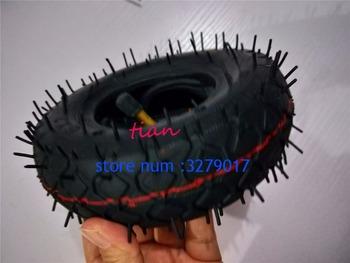 6 #215 2 opona z wewnętrzną rurką 6 #215 2 pasuje do skuter elektryczny dla zmodyfikowana 160mm opony pneumatycznej skuter elektryczny F0 koła pneumatyczne tanie i dobre opinie 6inch scxjwt 1inch rubber 0 3kg